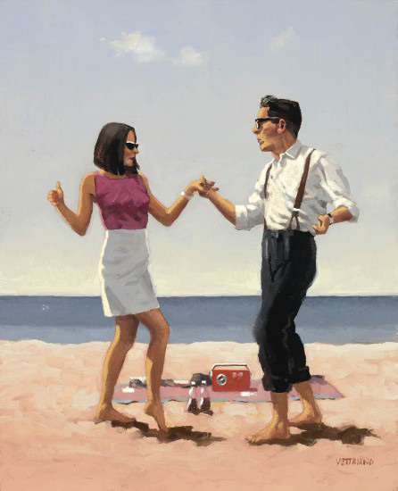 Romance_paintings_by_Jack_Vettriano_5